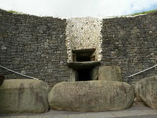 entrée newgrange
