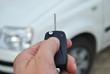 Telecomando apertura automobile