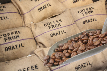 Coffee from brazil