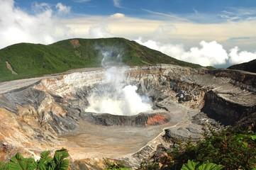 Poas Volcan