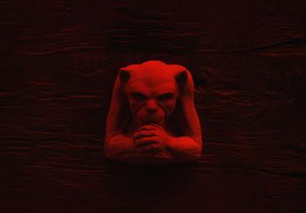 Red gremlin