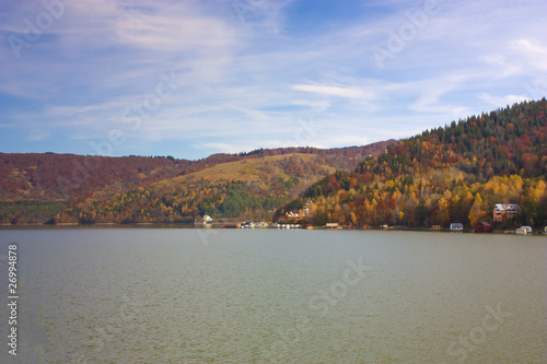 Bicaz lake