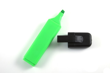 Green marker