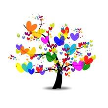 LOVE TREE TREE OF LIFE