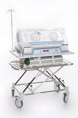 Modern neonatal incubator hospital equipment