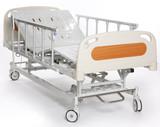 Mobil és állítható kórházi hordágyon