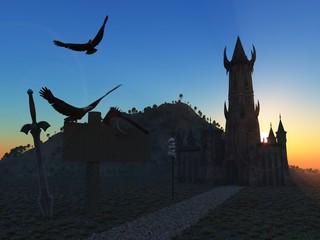 Die harte Zeit des Mittelalters