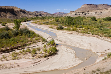 Muddy Waters of the Paria River