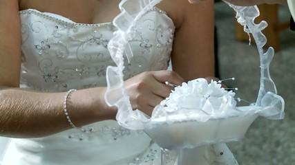 Hochzeit, Ringübergabe