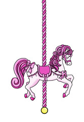 Pink Sugar Pony