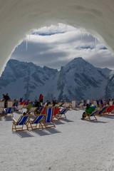 Odpoczynek po nartach