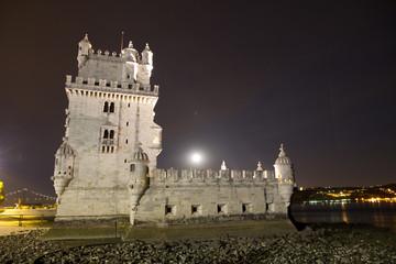Torre Belem luar