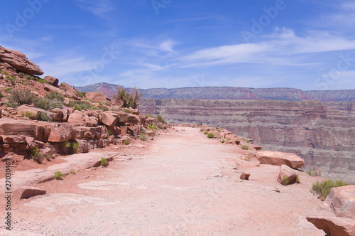 Guano Point and Colorado River, Grand Canyon Panorama