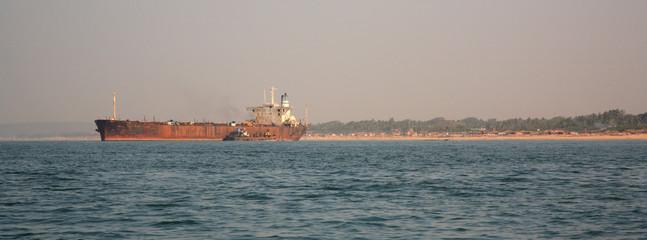 Huge River Princess Goa