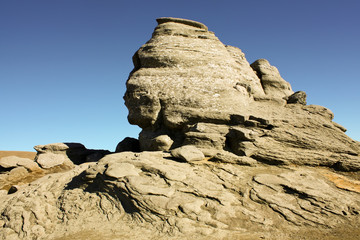 Sphinx from Bucegi mountains