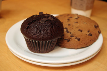 muffin & cookies
