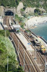 train, station
