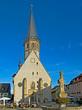 Dorfkirche Weikersheim Taubertal