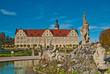 Schloss Weikersheim Taubertal