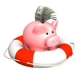 Help at financial crisis
