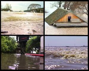 Dangerous Flood Waters