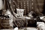 Turkish carpet store, bazaar Image ID: 56981620 poster