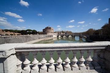 Roma, Castel Sant'Angelo - Italy