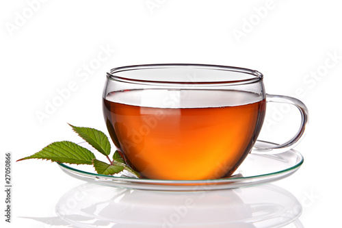 Tuinposter Thee Cup of tea