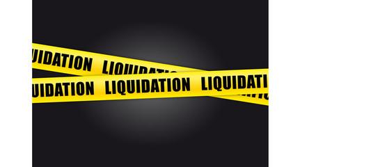 Liquidation line