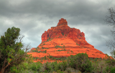 Red Rock Storm