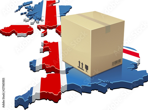 Delivery in United Kingdom
