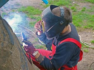Arc welding 2