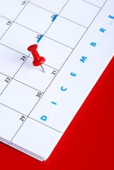 calendario cinque