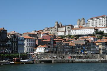Portugal, vue générale de Porto