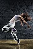 Fototapete Eins - Dancing - Frau