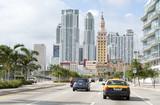Fototapety Downtown Miami
