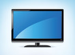 Widescreen HDTV Monitor Display