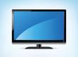 Widescreen HDTV Monitor Display