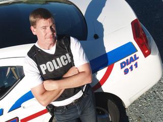 Confident Cop