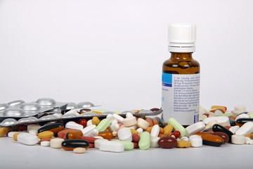 Tabletten en masse