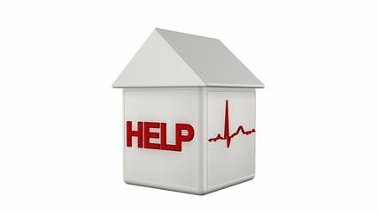 дом помощь