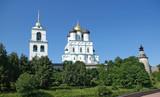 The Pskov Kremlin poster