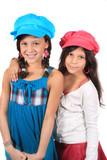 Sweet little sisters - Fine Art prints