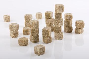 Labyrinth Zuckerwürfel