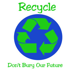 recycle everything