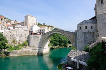 Stari Most - Mostar, Bosnia and Herzegovina