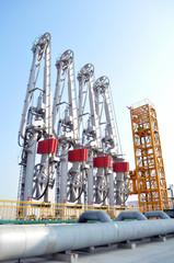 Oil terminals