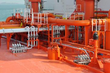 Tanker Pipeline