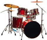 Fototapety Drums cutout