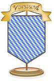 Tischwimpel - Vereinsvorstand poster